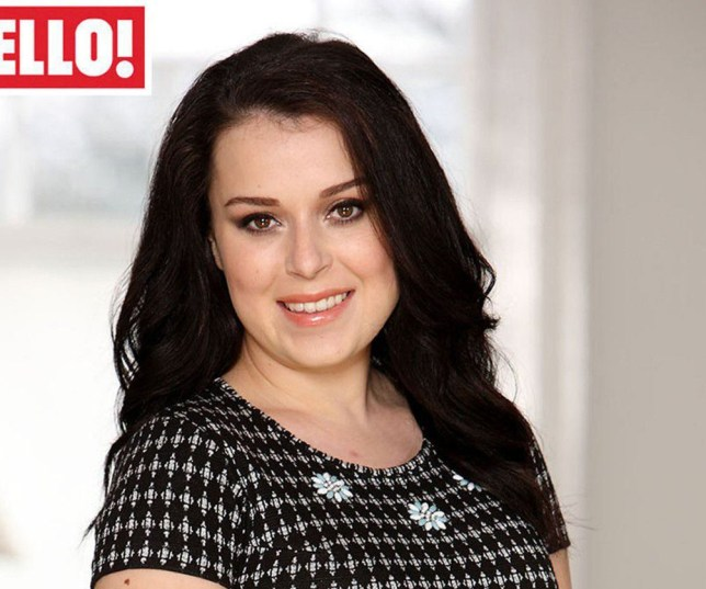 THIS PICTURE MUST ONLY BE USED IN CONJUNCTION WITH THE FRONT COVER OF THIS WEEKS HELLO! MAGAZINE. NO SALES NO ARCHIVE. EDITORIAL USE ONLY. Undated handout photo issued by Hello! magazine of Dani Harmer who appears in this week's edition of Hello! magazine. PRESS ASSOCIATION Photo. Issue date: Monday January 25, 2016. See PA story SHOWBIZ Harmer. Photo credit should read: Hello! magazine/PA Wire NOTE TO EDITORS: This handout photo may only be used in for editorial reporting purposes for the contemporaneous illustration of events, things or the people in the image or facts mentioned in the caption. Reuse of the picture may require further permission from the copyright holder.