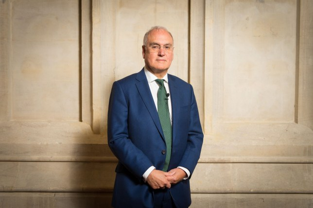Chief Inspector of Schools Sir Michael Wilshaw ahead of his keynote speech about ambitions for English education at CentreForum, at the Guildhall, London.