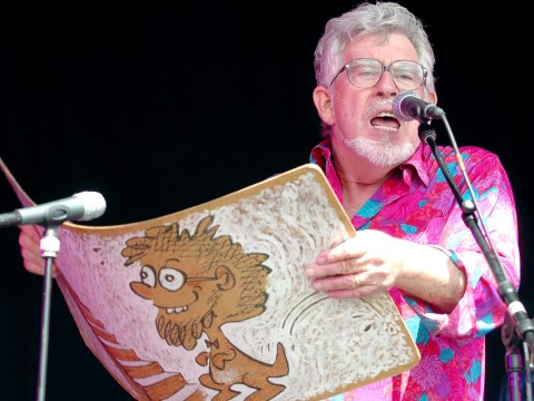 Rolf Harris is 'planning a new album from inside prison'