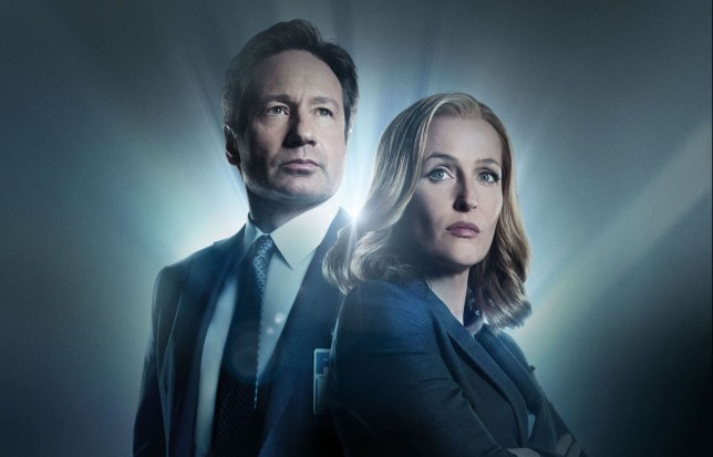 Undated handout photo issued by Fox of David Duchovny as Fox Mulder and Gillian Anderson as Dana Scully from The X-Files series as Channel 5 has acquired the upcoming new series due to air in early 2016. PRESS ASSOCIATION Photo. Issue date: Thursday December 10, 2015. The show's creator, Chris Carter, will be working on the new instalment which is due to be a six-episode series. See PA story SHOWBIZ XFiles. Photo credit should read: THE X-FILES TM & © 2016 Fox and its related entities. All rights reserved./PA Wire NOTE TO EDITORS: This handout photo may only be used in for editorial reporting purposes for the contemporaneous illustration of events, things or the people in the image or facts mentioned in the caption. Reuse of the picture may require further permission from the copyright holder.