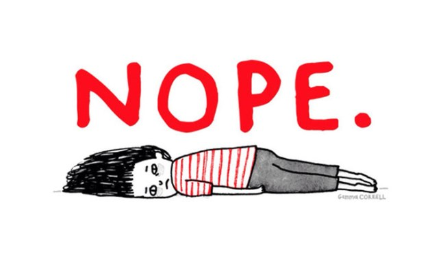 Artist shows what it's like to live with anxiety and depression gemma-correll Link: http://www.gemmacorrell.com/ Link: http://www.andrewsmcmeel.com/catalog/detail?sku=9781449466008