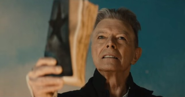 Blackstar is the last album from music legend David Bowie (Picture: YouTube)