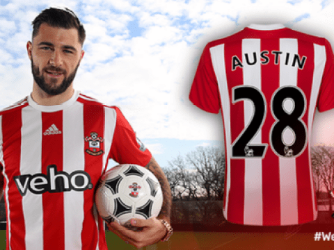 Southampton complete the signing of QPR striker Charlie Austin