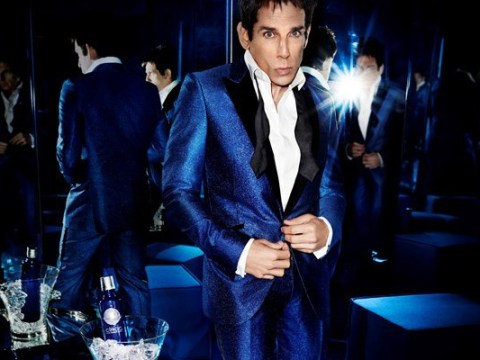 Zoolander vodka by Mario Testino is here and it's ridiculously, ridiculously good looking