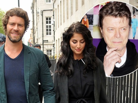 Take That's Howard Donald honours David Bowie by naming his son after him