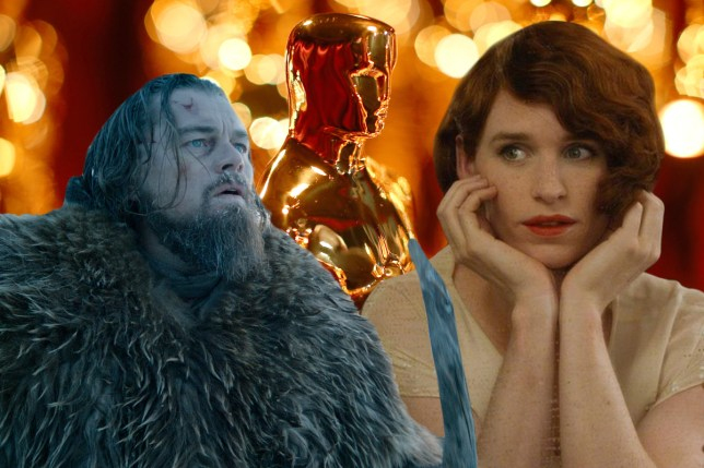 Oscars, The Revenant and The Danish Girl