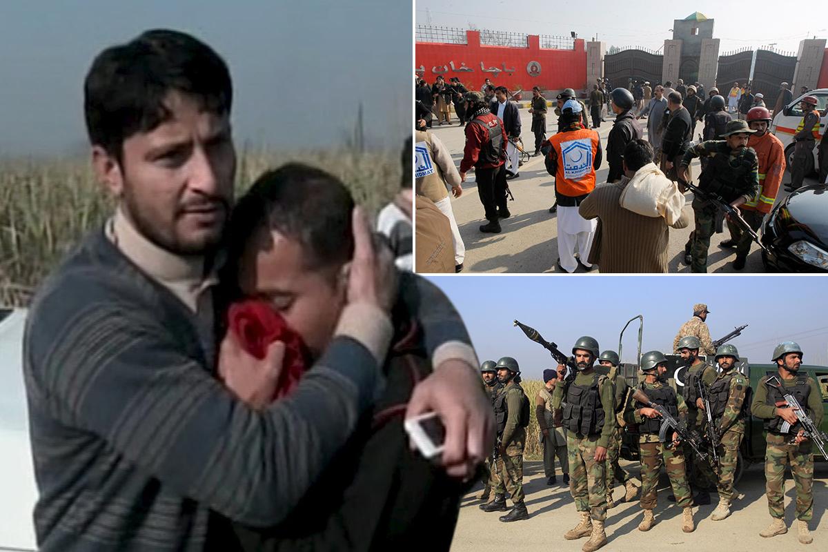 At least 21 killed in Taliban attack on Pakistan university