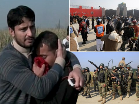 At least 21 killed in Taliban attack on Pakistan university