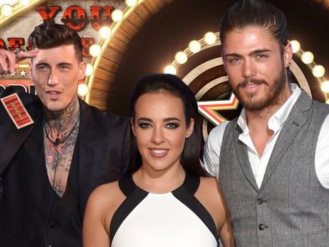 Celebrity Big Brother: Christopher Maloney accuses Stephanie Davis' boyfriend Sam Reece of being the cheat and Jeremy McConnell supports him