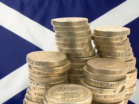 Scotland officially earns more than England, so let's all pack up and move to Glasgow