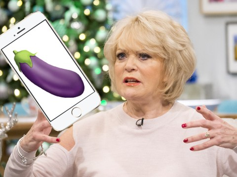 Sherrie Hewson was sent an 'unimpressive' dick pic which caused her to quit online dating