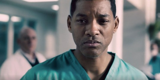 Will Smith in Concussion (Picture: Columbia Pictures)