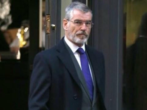 Pierce Brosnan looks suspiciously like Sinn Fein leader Gerry Adams in his new film