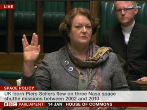 MPs getting sick of Star Wars? Star Trek just invaded the House of Commons