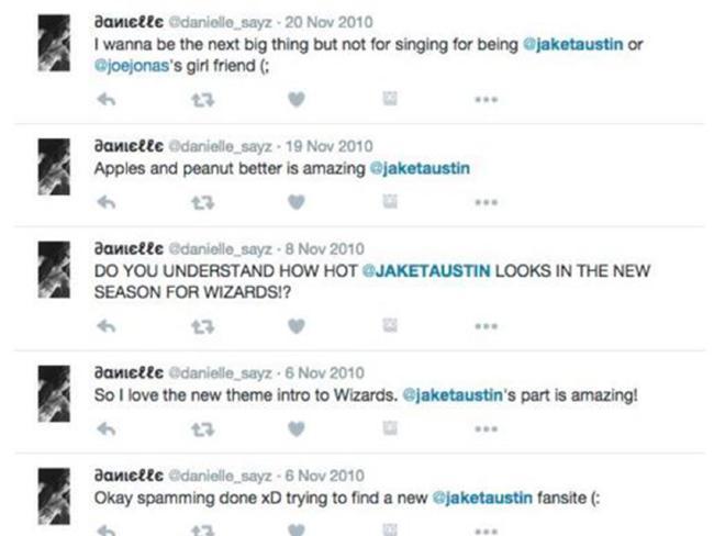 Jake t Austin dating fangirl