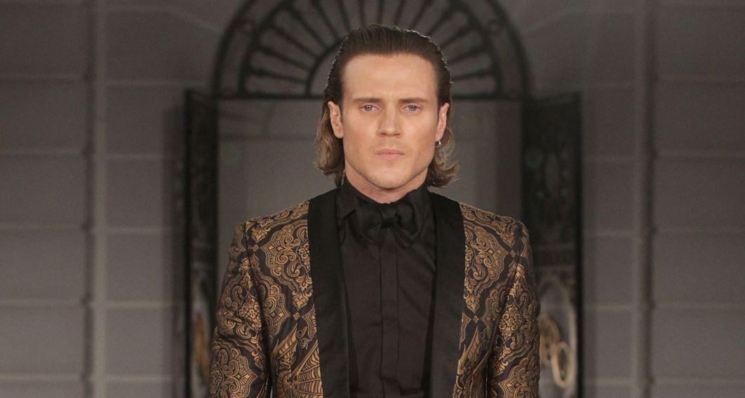 McFly's Dougie Poynter is a runway model now…