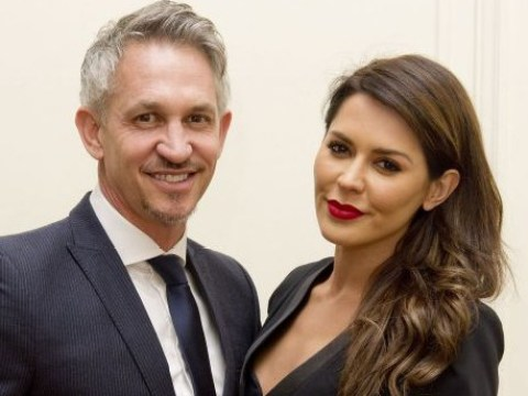 Gary Lineker and Danielle Bux thank fans for their support after being granted a quickie divorce
