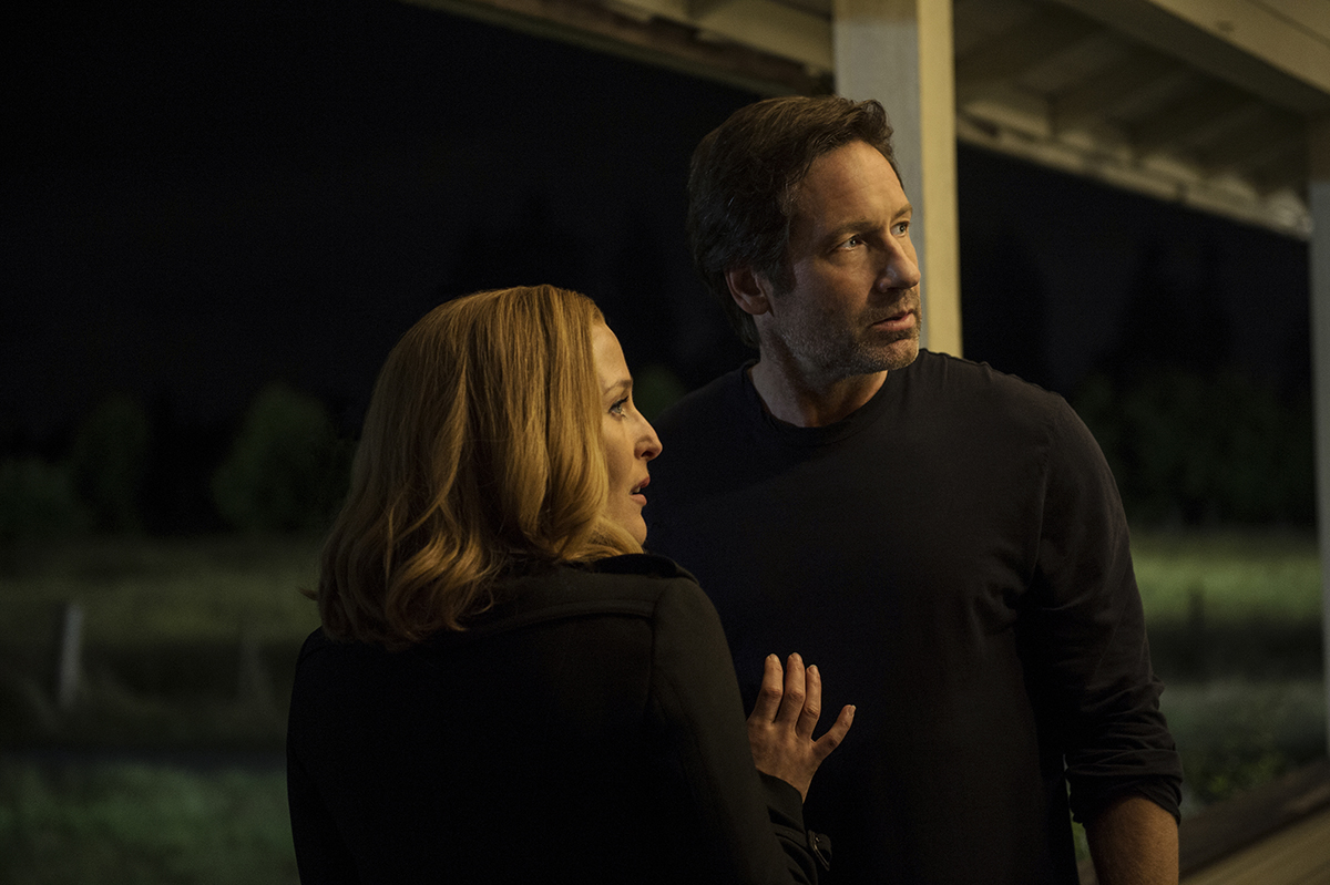Here's when UK viewers will get to see The X-Files as C5 finally confirm start date