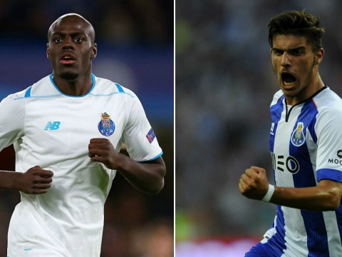 Manchester United scout Porto duo Bruno Martins Indi and Ruben Neves