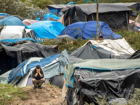 The demolition of part of the Calais 'Jungle' refugee camp has been given the go-ahead