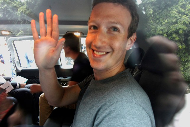Facebook Chairman Mark Zuckerberg (Getty Images)