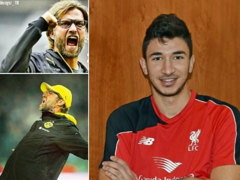 New Liverpool signing Marko Grujic's Instagram post proves he loves Jurgen Klopp