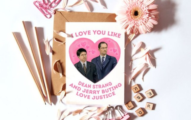 i love you like dean strang and jerry buting love justice