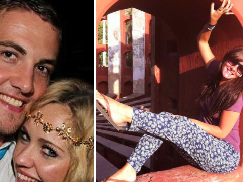 Remember the jilted bride who travelled the world? Her ex has finally spoken out