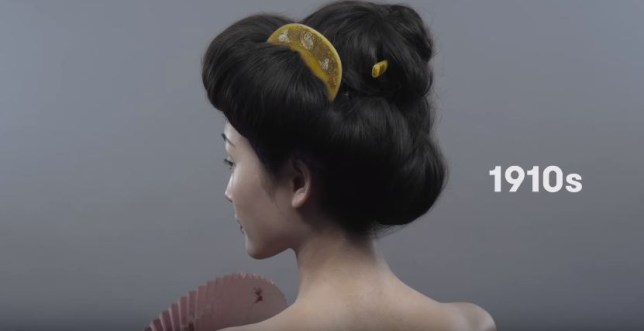 japanese beauty in 100 years