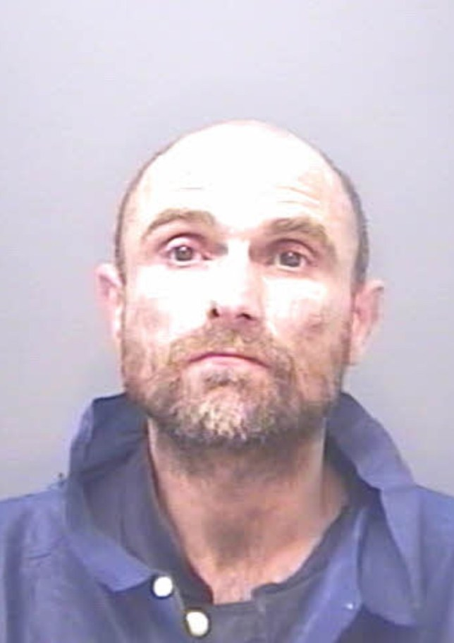 Julian Glew was jailed for eight weeks (Picture: Humberside Police)