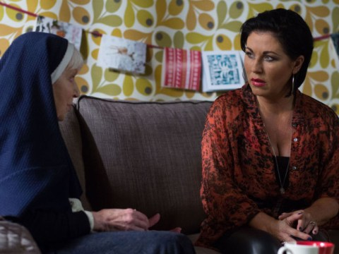 There's something about this EastEnders picture that has blown the minds of fans