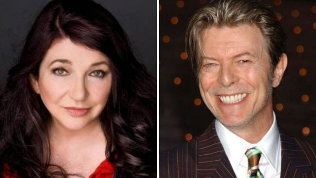 Kate Bush on David Bowie's death: 'I hope he can feel how much we all miss him'
