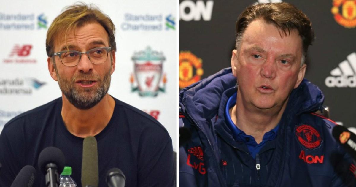 Liverpool Vs Manchester United QUIZ: Jurgen Klopp Or Louis