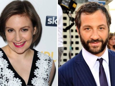 Judd Apatow wants to make a Girls movie when the series ends, but Lena Dunham isn't keen