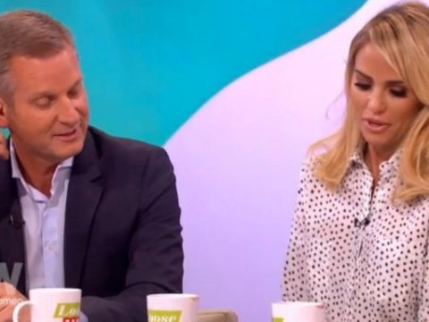 Are single Jeremy Kyle and married Katie Price getting too close for comfort?