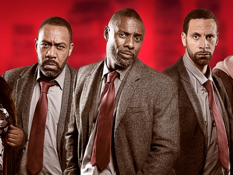 Idris Elba and Lenny Henry to star in Luther parody sketch for Sport Relief