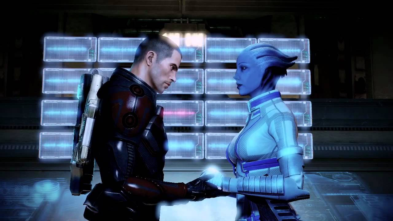 Is Mass Effect as romantic as games get?
