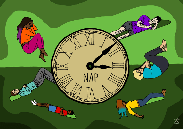XX things you only know if you have narcolepsy (Picture: Liberty Antonia Sadler)