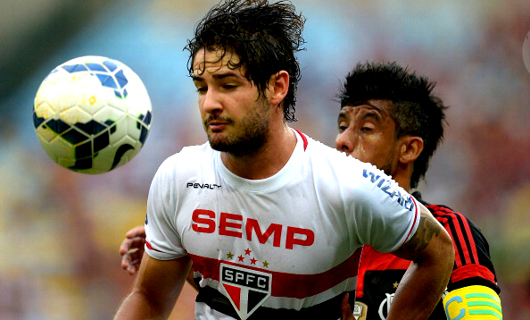 Chelsea close to completing Alexandre Pato loan transfer