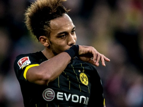 Arsenal in £42m Pierre-Emerick Aubameyang transfer talks – report
