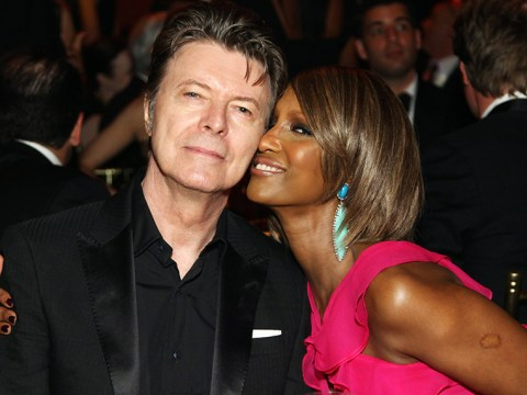 Iman shares touching tribute to late husband David Bowie on their 24th wedding anniversary