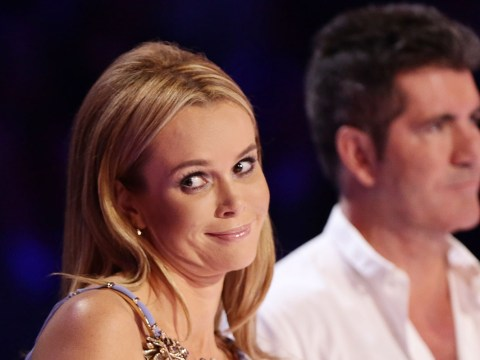 BGT's Amanda Holden says Simon Cowell took it too far joking about David Walliam's divorce