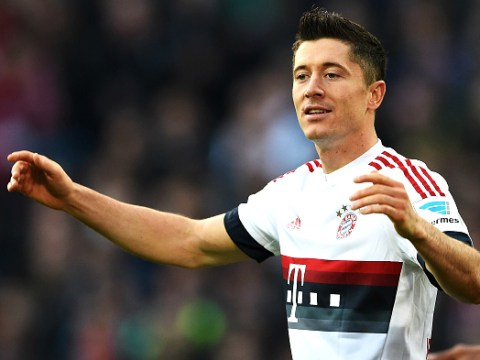 Liverpool want £75m Robert Lewandowski transfer deal
