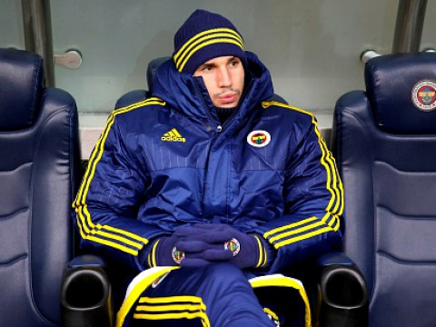 Rumour: Chelsea make approach over Robin van Persie transfer