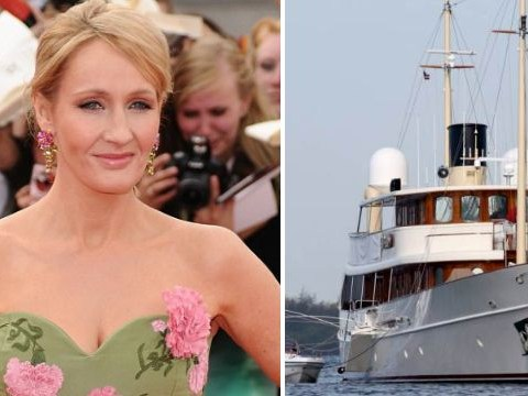 JK Rowling has apparently bought herself Johnny Depp's yacht, and you can rent it as well