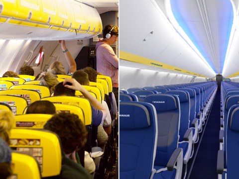 Ryanair's new design is a whole lot classier – but will we get any more legroom?