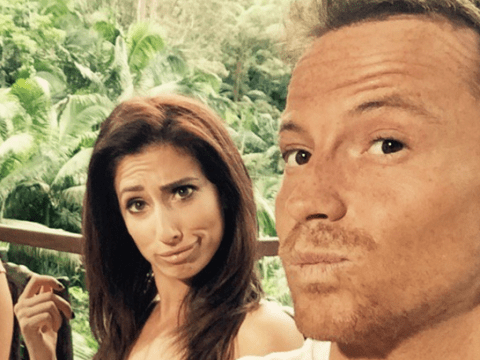 Is Stacey Solomon dating fellow I'm A Celebrity winner Joe Swash?