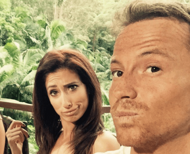Stacey Solomon and Joe Swash Twitter