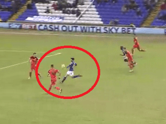 Arsenal kid Jon Toral scores wonder goal for loan club Birmingham City