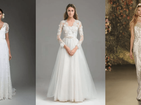 16 beautiful wedding dresses for 2016